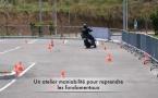 La journée moto encadrée par les motards de la gendarmerie à Ajaccio
