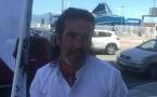 Des tracts contre le tourisme de masse sur le port d'Ajaccio