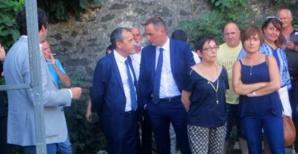 Jean-Guy Talamoni et Gilles Simeoni aux Ghjurnate.