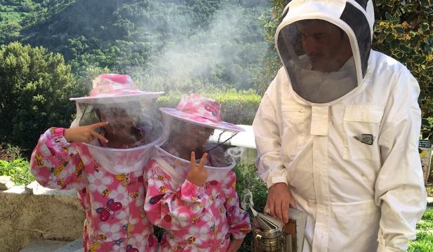 Figarella : Bergères des abeilles