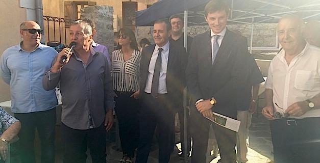 """Bucugnà a rénové et inauguré """"U Palazzu di Napuliò"""""""