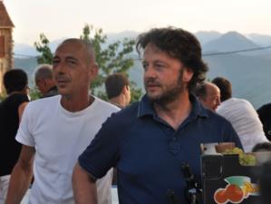 Sébastien Touchais, président de l'association U Ghjuncaghju.