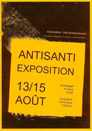 « Arte Antisantinche » accueille 21 artistes à Antisanti