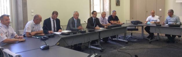 15-Août : un dispositif de sécurité renforcé à Ajaccio