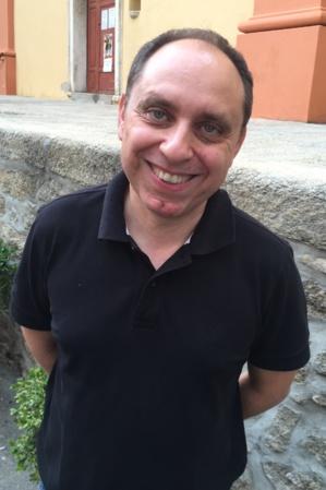Jean André Miniconi Président de la Chambre de commerce de Corse-du-Sud.
