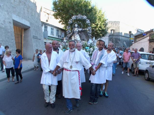 Bastia : Emotion, recueillement, ferveur pour la fête de l'Assomption