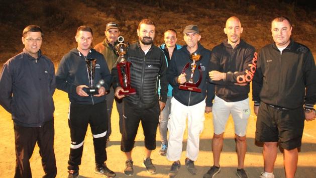 Les équipes Ghipponi et Luiggi finalistes du concours général