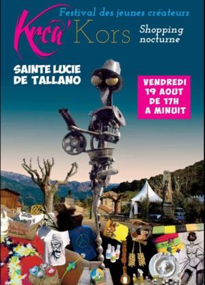 Santa Lucia di Tallà : L'ora di u Krea'Kors
