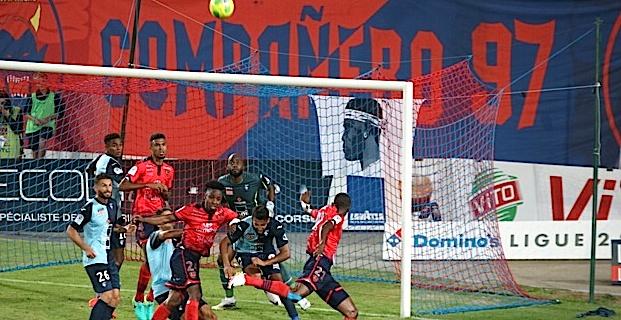 Tshibumbu donne la victoire au GFCA à Laval