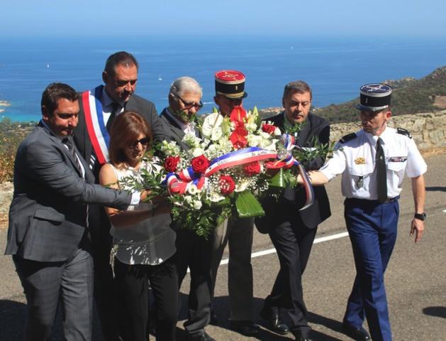 Il y a 30 ans à Lumio le gendarme Pascal Beneito perdait la vie dans un incendie