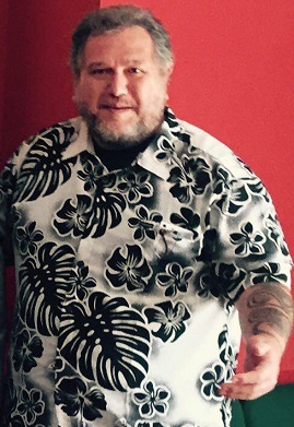 Moetai Brotherson, responsable des relations internationales du Tavini.