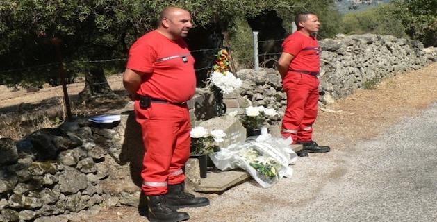 Les réserves communales de Balagne ont honoré la mémoire de Serge Martinelli
