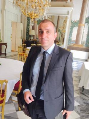Jean-Christophe Angelini, président de l'A.D.E.C.