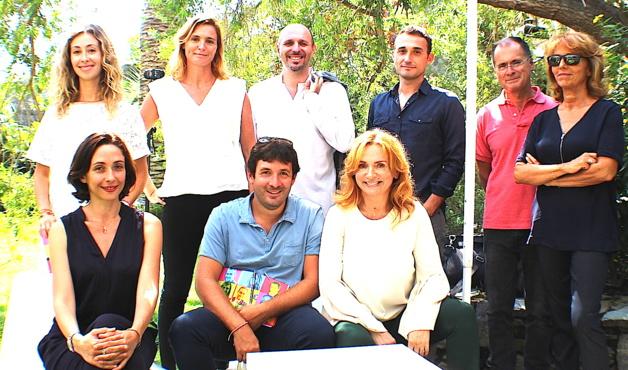 Les journalistes et les animateurs de France 3 Corse Via Stella : prêts pour la rentrée
