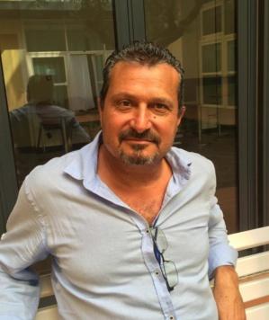 Alain Mosconi, représentant du STC Marinari