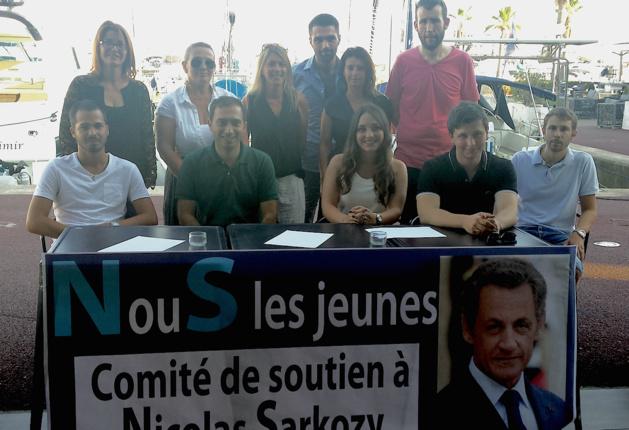 Bastia : Création du comité de soutien des jeunes à Nicolas Sarkozy