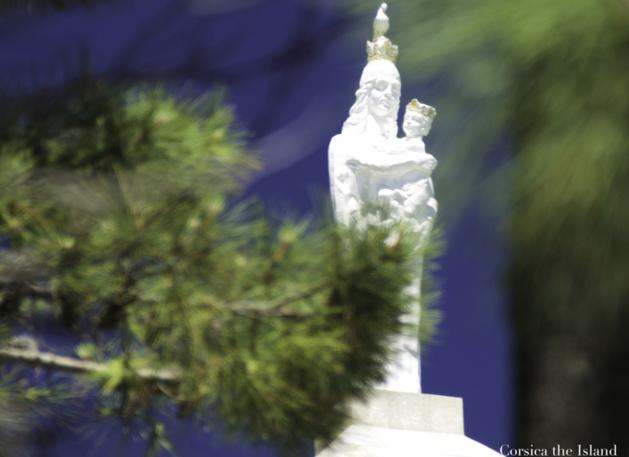 8 Septembre, fête de la Nativité de la Vierge : Marie, reine de Corse !