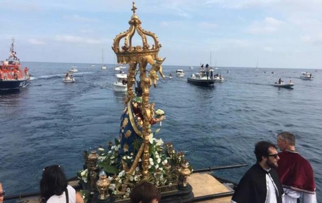 Bastia : Le pèlerinage marin de A Santa jusqu'à Lavasina