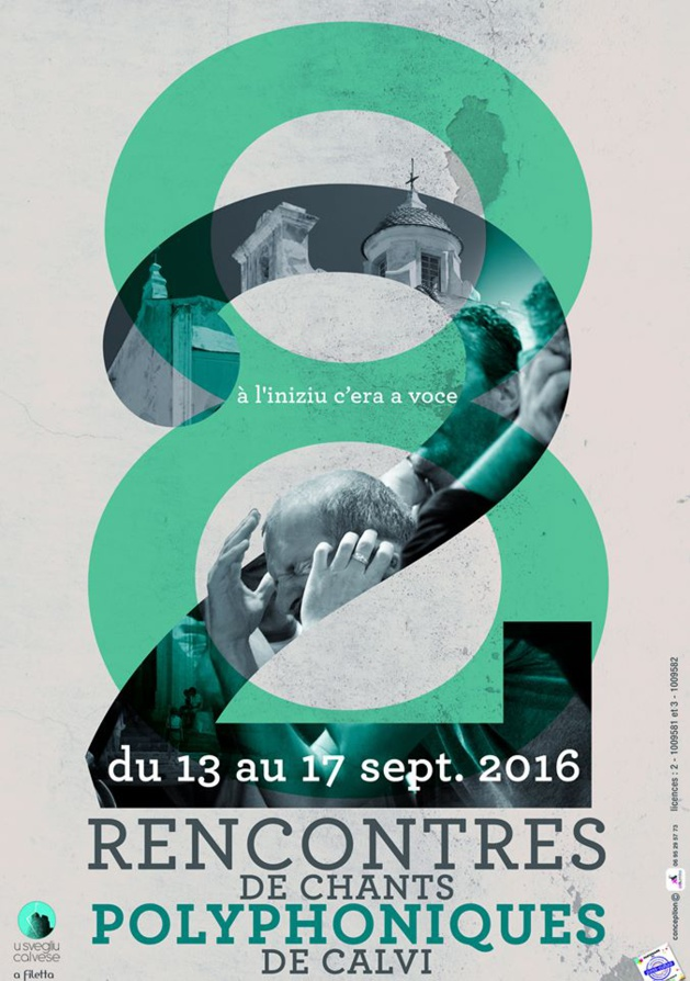 Du 12 au 17 septembre, XXVIIIèmes Rencontres Internationales de chants polyphoniques de Calvi