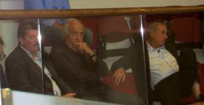 Pierre-Jean Luciani, président du Conseil départemental de Corse du Sud, assistait aux débats dans les tribunes du public.