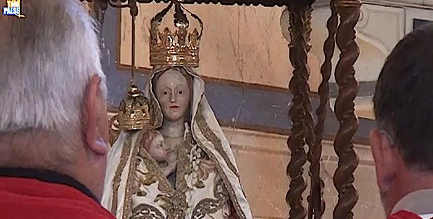 Curbara : A Santa célébrée à l'église Notre Dame de Laziu
