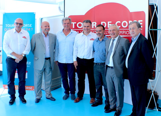 77 équipages prendront le départ du Tour de Corse automobile