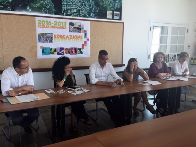 Pierre Savelli : «L'éducation est un pilier majeur de notre engagement»