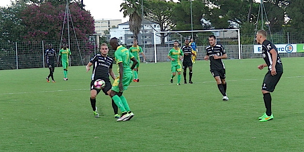 Le CAB rejoint en fin de match à Epinal