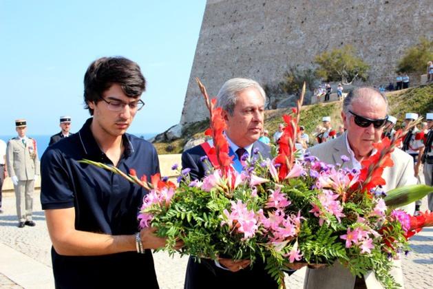 73e anniversaire de la libération de la Corse à Calvi : Hommage au 1er Bataillon de choc