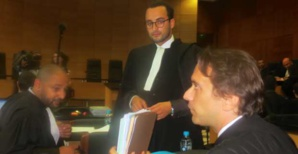 Les avocats de Bobigny.