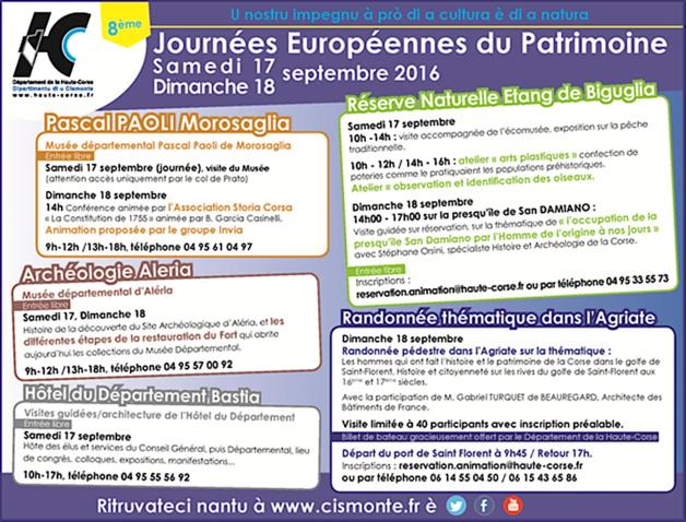 """""""Patrimoine et citoyenneté"""" à Bastia"""