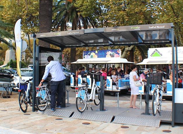 Bastia : Des vélos à assistance électrique dans la ville…