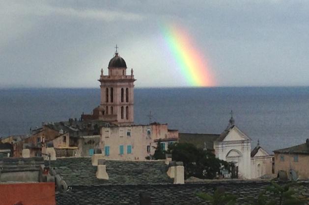 Bastia : L'arcu balenu di Santa Maria
