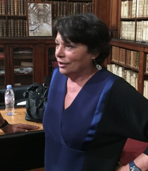 """Michèle Rivasi, eurodéputée EELV/ALE : """"Il faut que les Corses se battent !"""""""