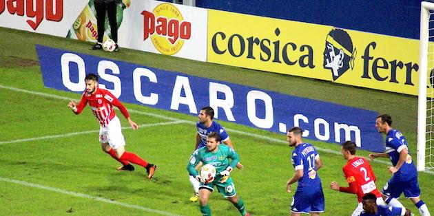 Le Sporting en échec face à Nancy (0-0)