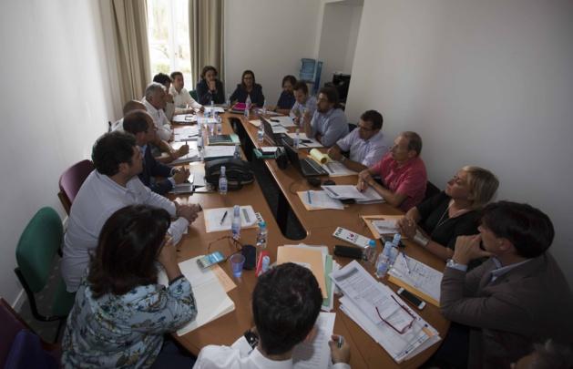 Interreg Marittimo Corse-Sardaigne-Toscane-Ligurie-PACA : Une réunion fructueuse