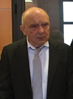 Paul Quilichini, maire de Sartène.