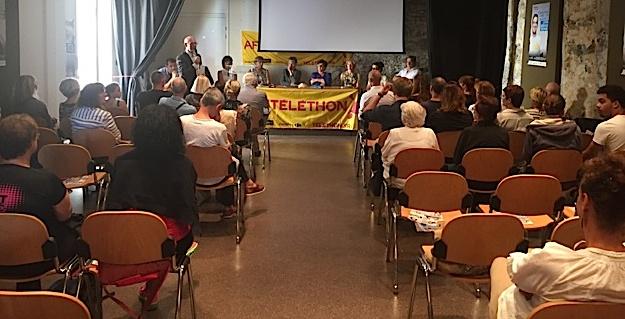 Haute-Corse : La 30eme édition du Téléthon est sur la rampe de lancement