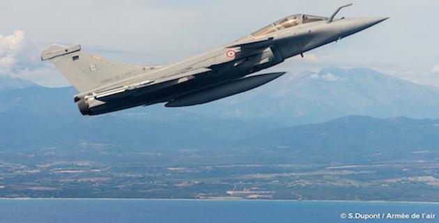 Reprise des activités opérationnelles sur la base aérienne 126