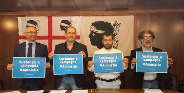 Amnistia : La Sardaigne s'engage pour la Corse
