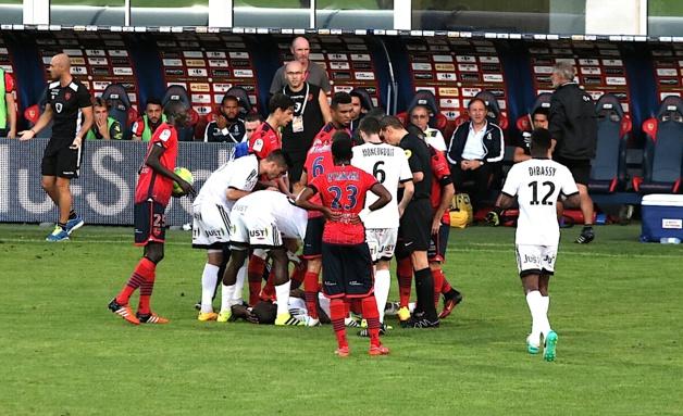 Un GFCA courageux face à Amiens (1-1)