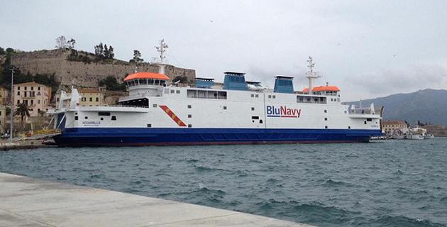 Liaisons maritimes Corse-Sardaigne : L'ultimatum de la compagnie Blu Navy