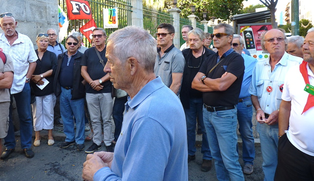Leur situation se dégrade de plus en plus : Les retraités de Corse battent le pavé