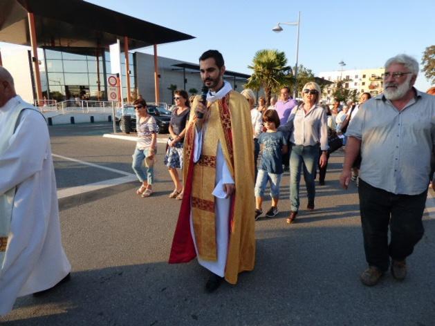 Louis El Rahi un prêtre au parcours atypique.