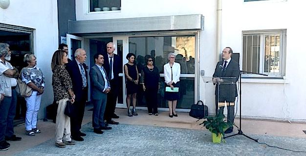 L'ACPA inaugure ses nouveaux locaux à Ajaccio