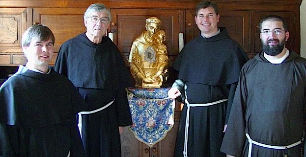 Des reliques de Saint-Antoine de Padoue à Bastia !