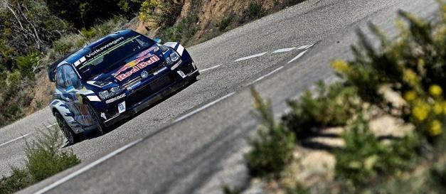 59e Tour de Corse : Sébastien Ogier (VW) intouchable leader de la première étape