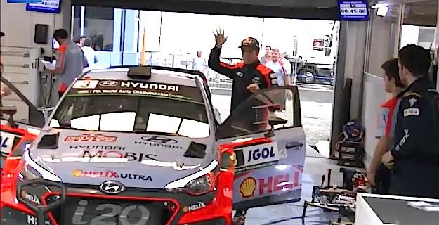 59e Tour de Corse : Sébastien Ogier persiste et signe. Neuville et Mikkelsen sur le podium