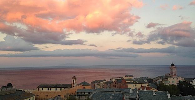 Bastia : Les couleurs du temps…