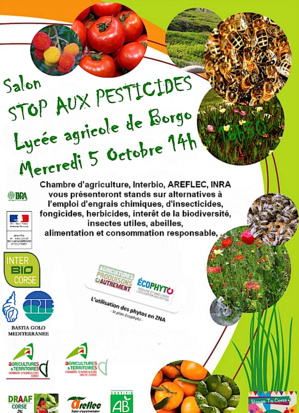 Alternatives à l'emploi des pesticides : Un  salon au lycée agricole de Borgu